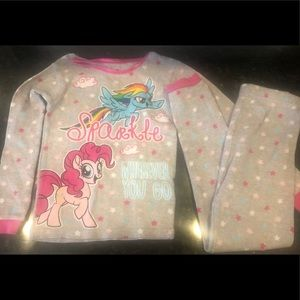 My little pony pjs